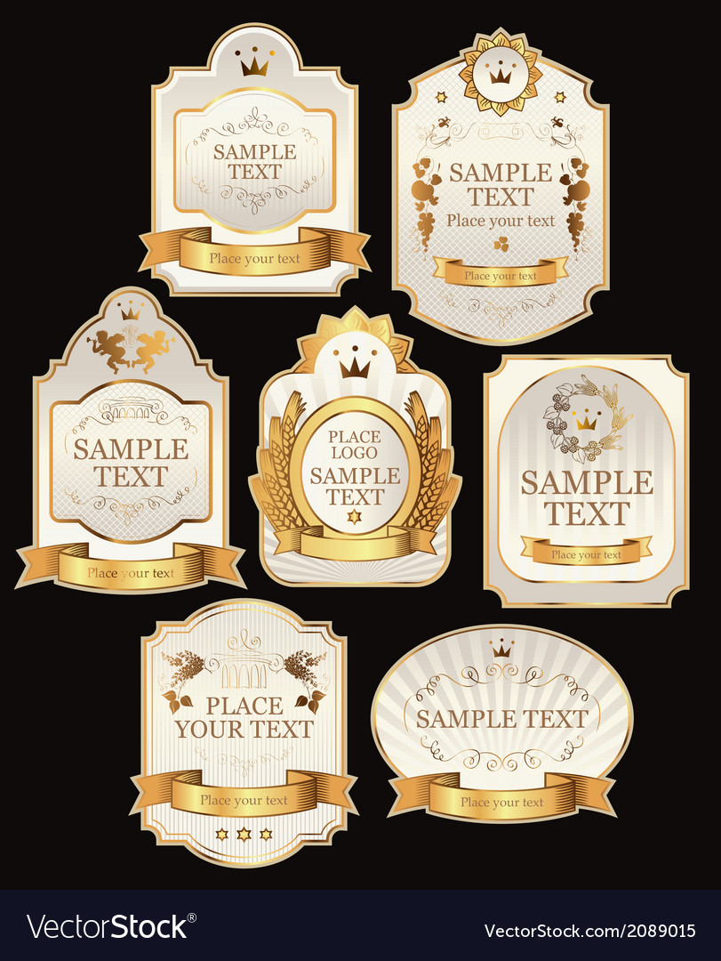 Label set
