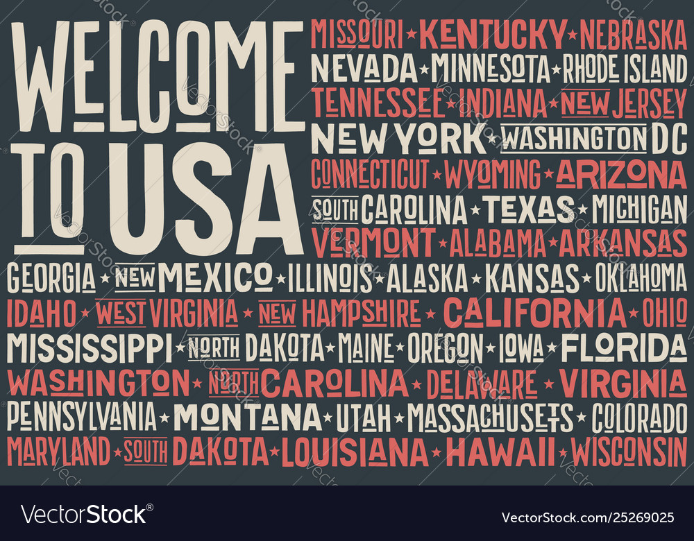 Flag usa poster united states america flag