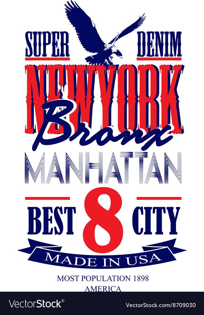 NewyorkNewyork poster graphic design