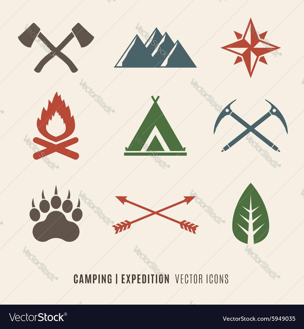 Expedition symbols