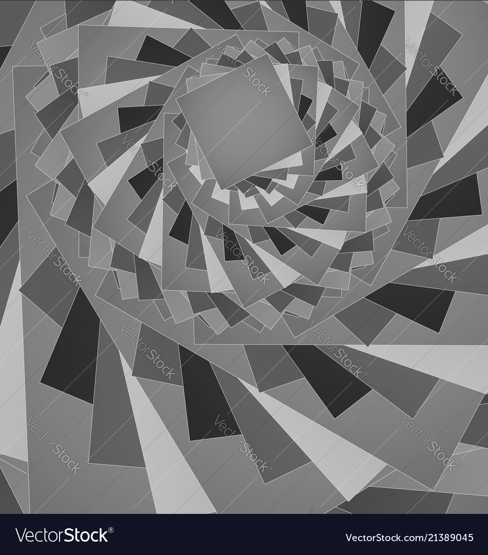 Abstract square shapes background