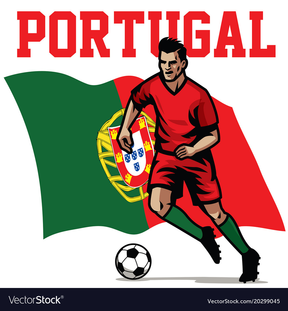 Soccer player of portugal