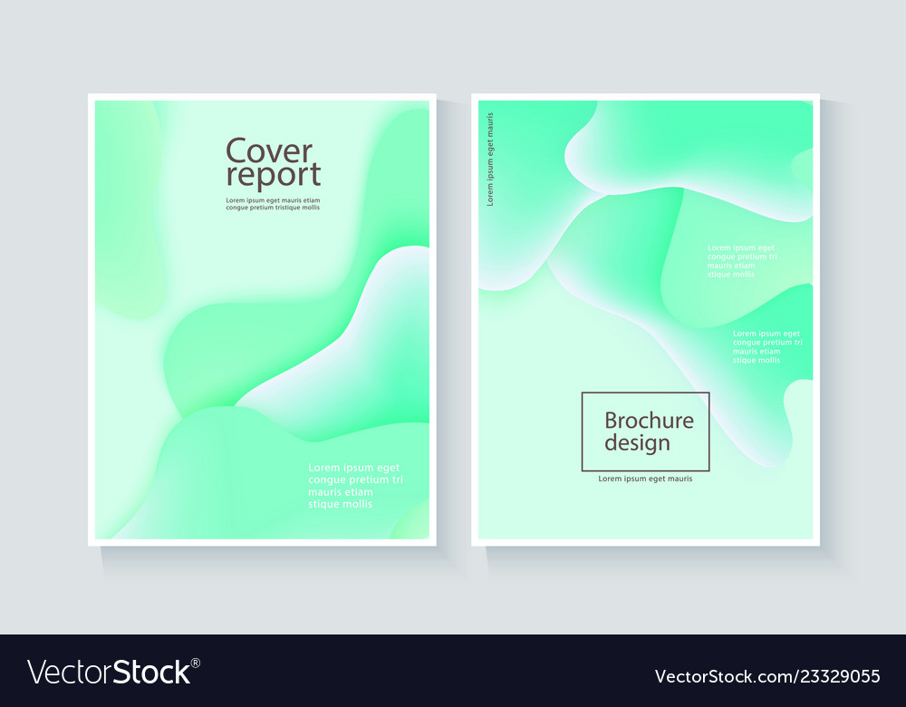 Abstract background wave motion flow green