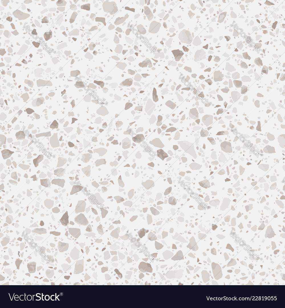 Terrazzo Flooring Texture Realistic Seamless