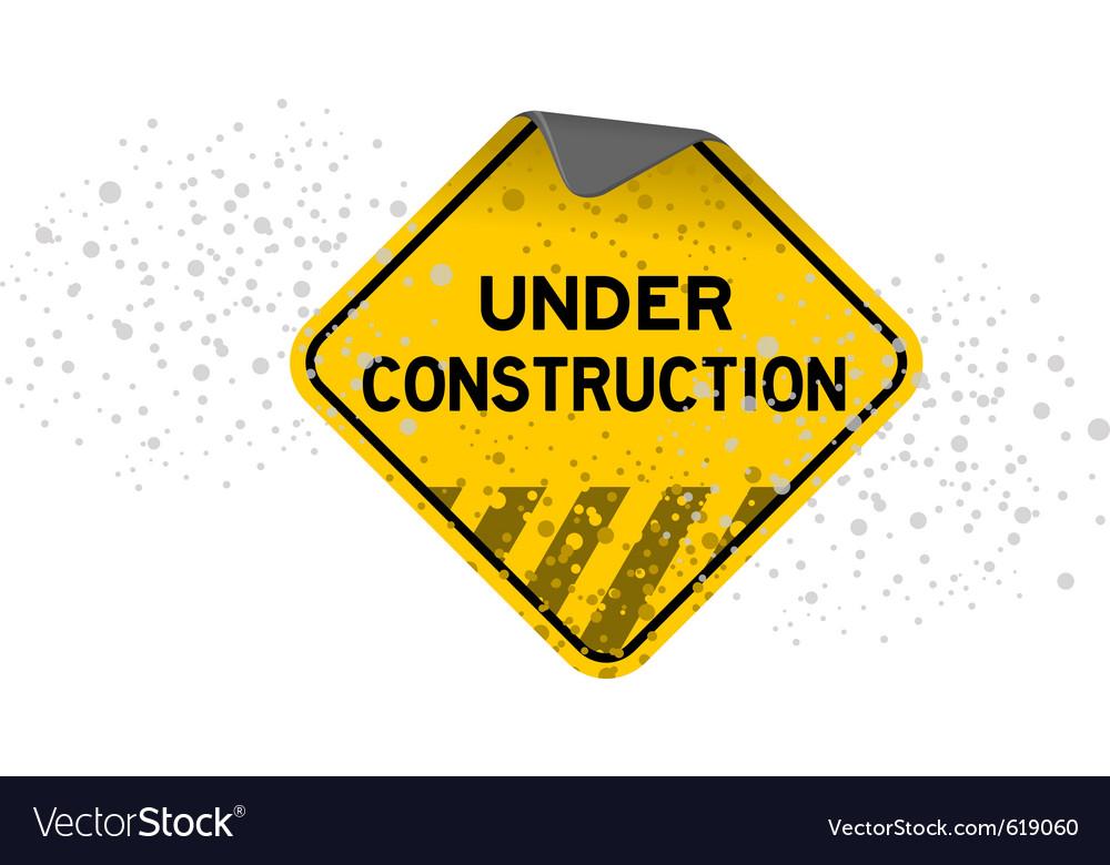Dusty under construction