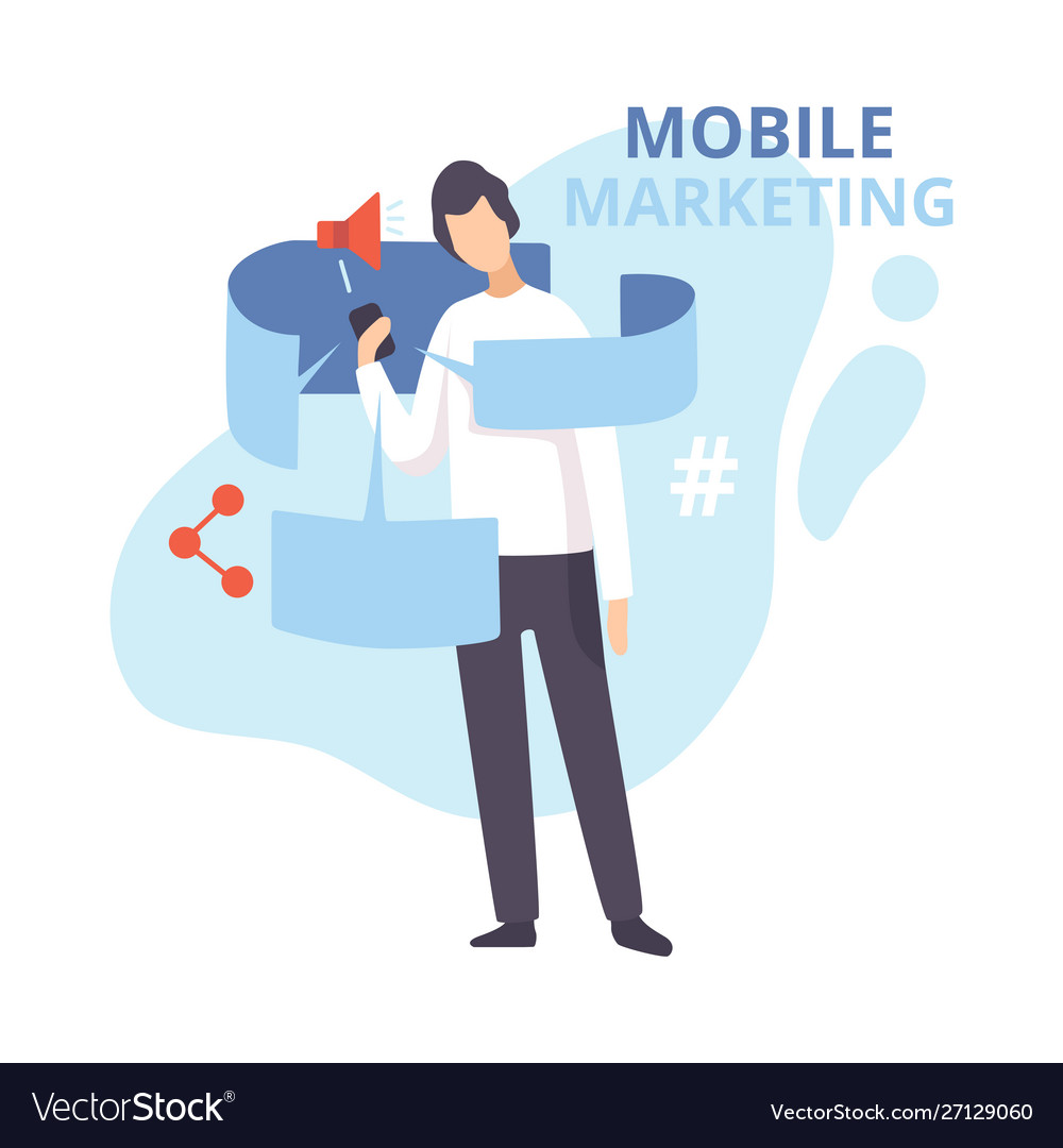 Mobile marketing internet advertising promotion