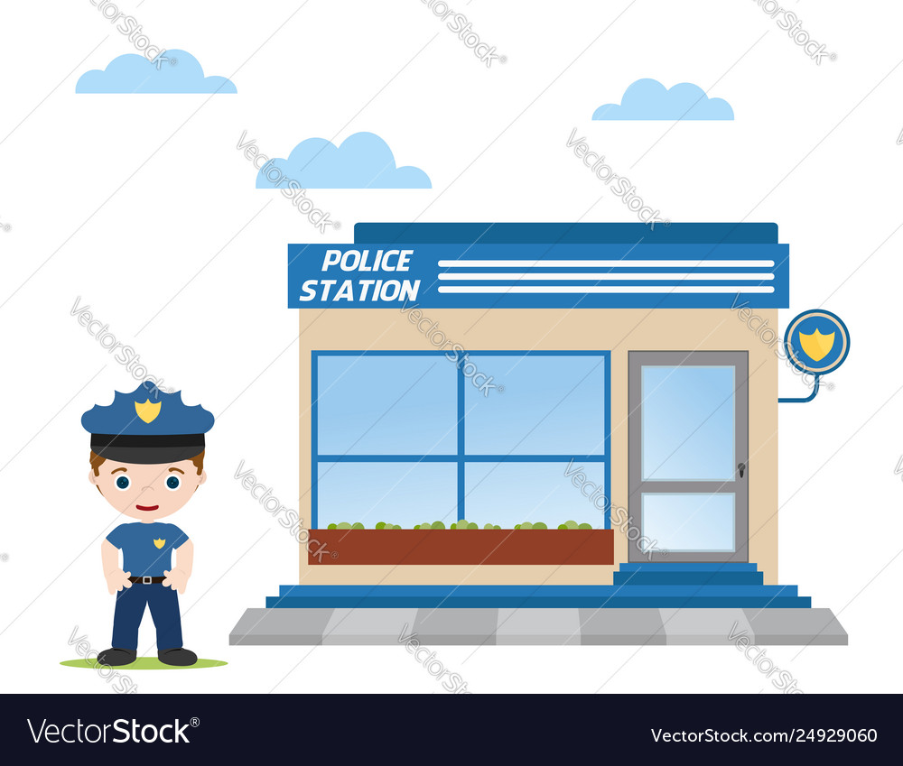 Office police