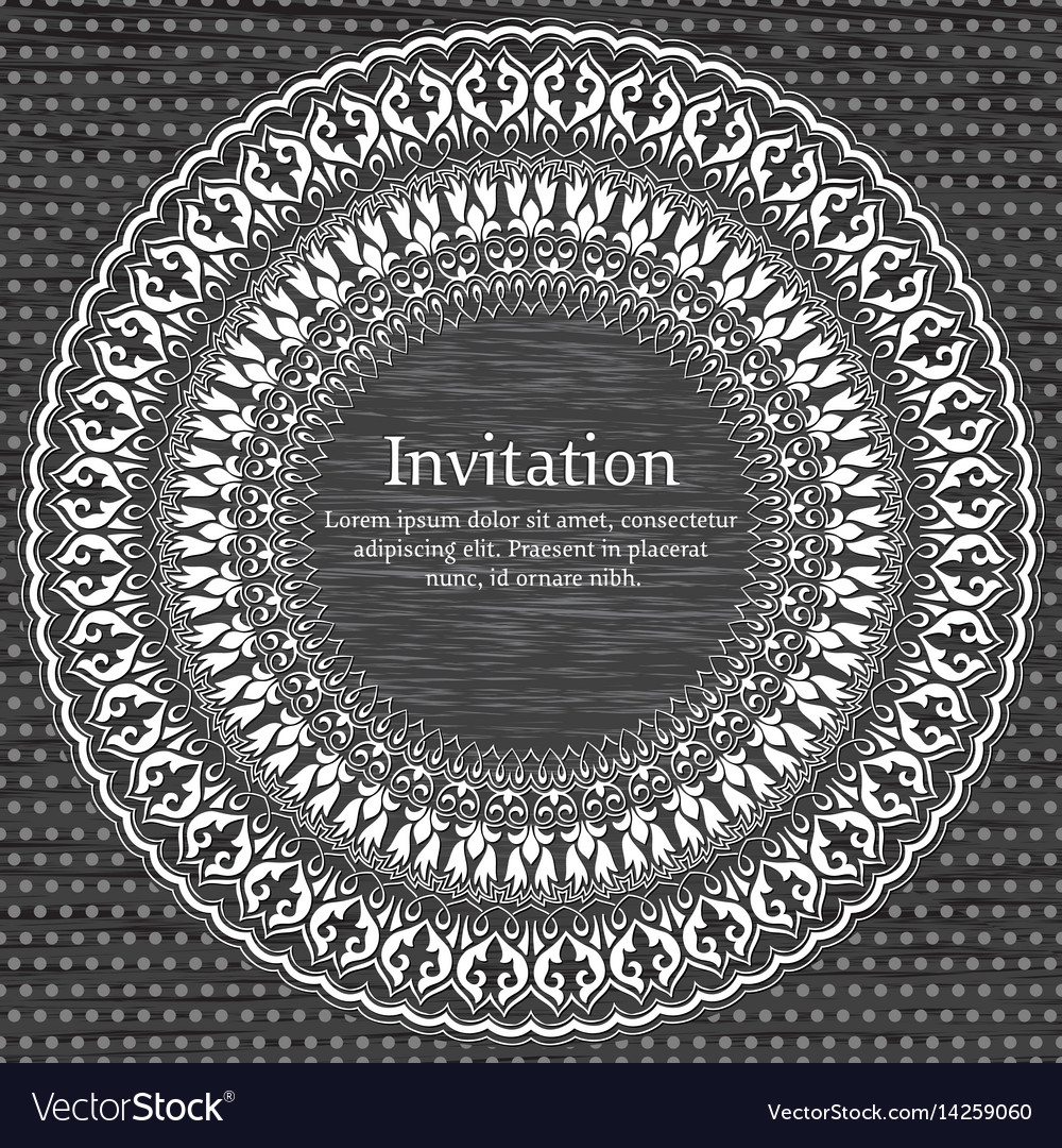 Wedding invitation and announcement