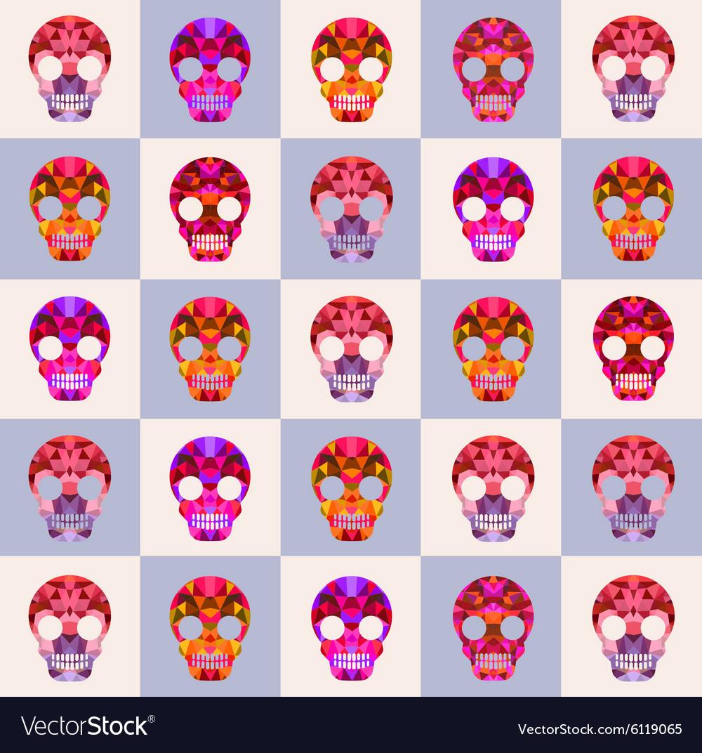 Print skulls