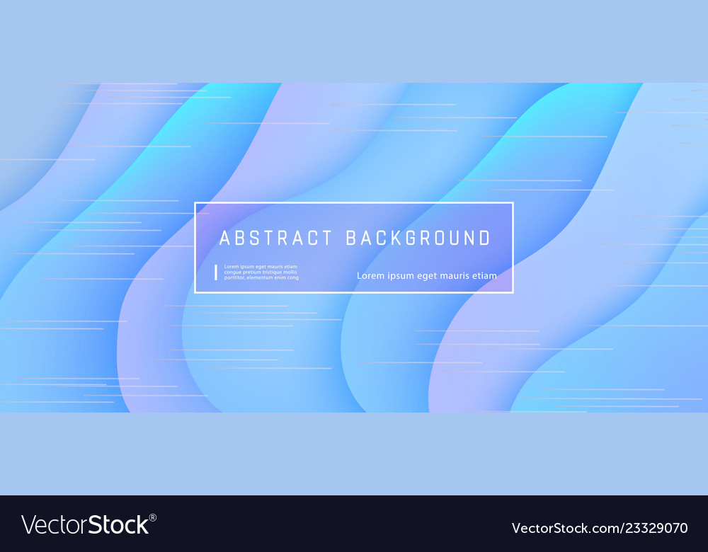 Abstract background wave motion flow blue