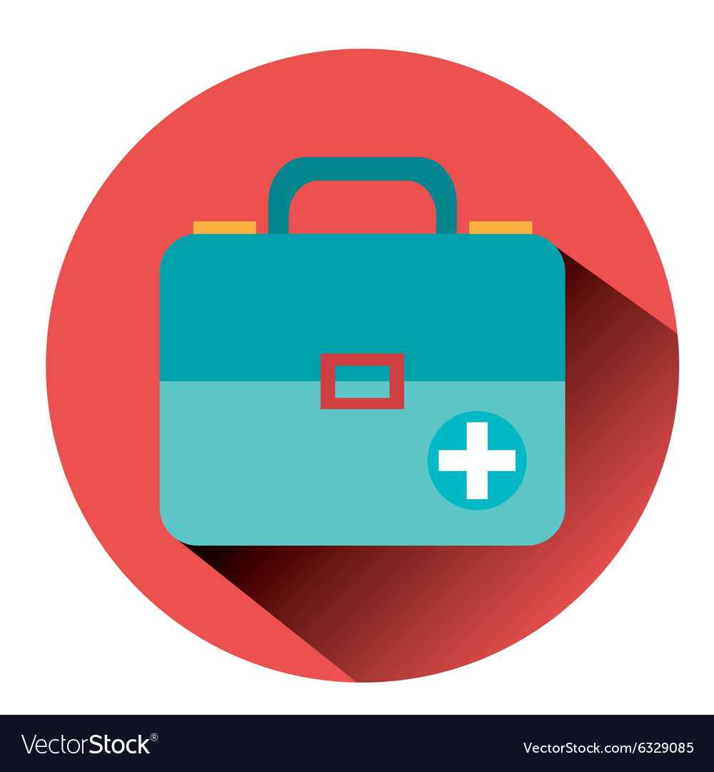 Medical healthty lifestyle design vector image