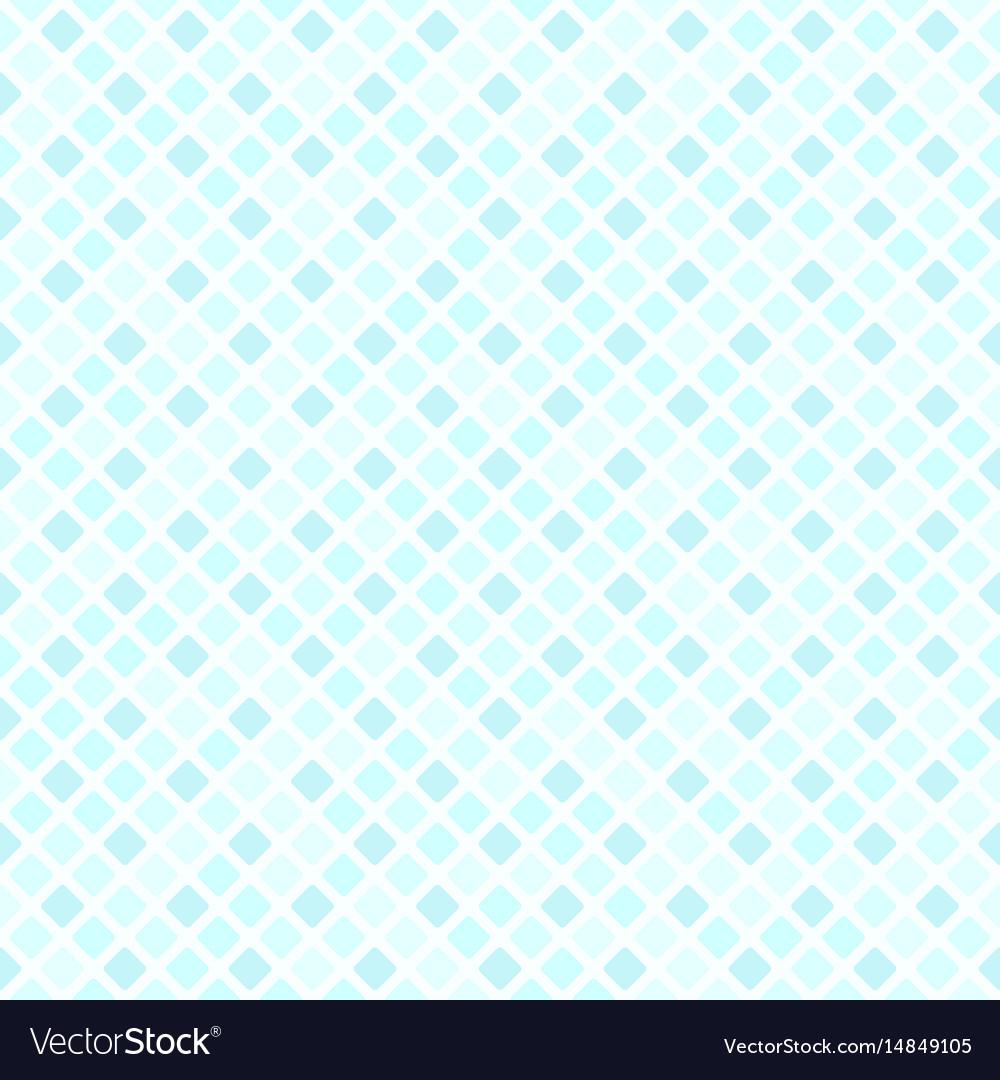 Cyan diamond pattern seamless