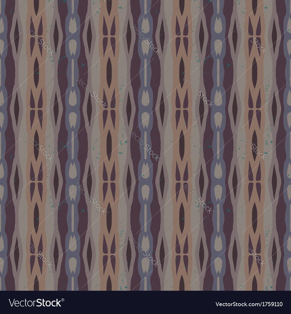 Decorative striped pattern in organic colors