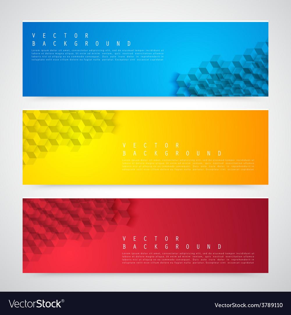 Flyer template header design royalty free vector image flyer template header design vector image maxwellsz