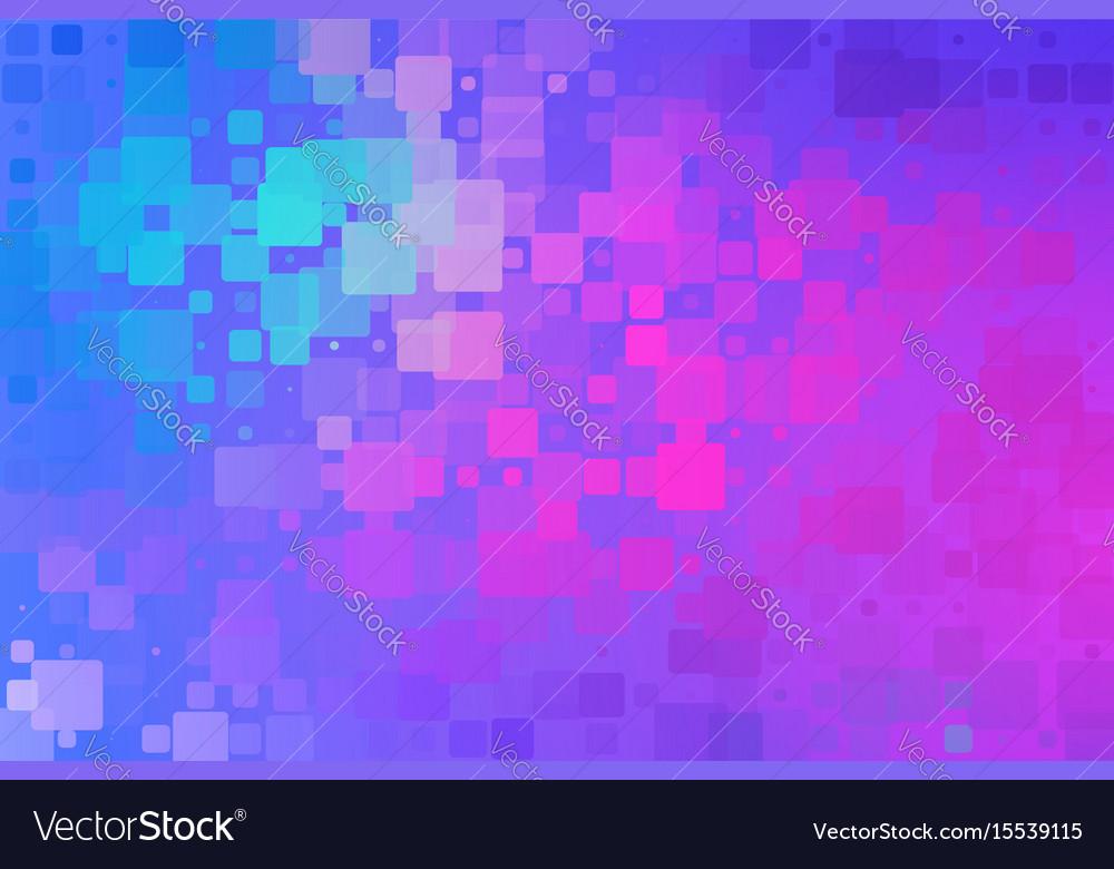 Blue purple magenta pink turquoise glowing