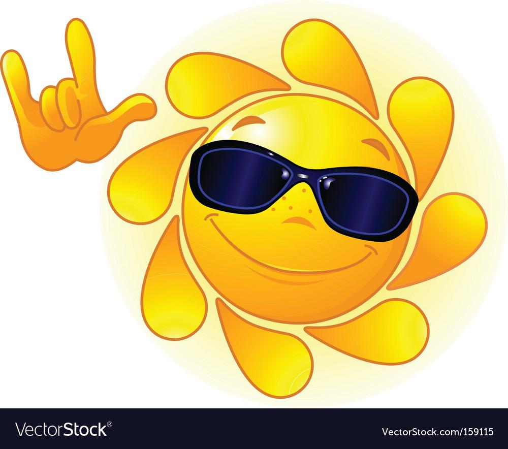 clip art sun with sunglasses. pictures Sun Glasses Clipart