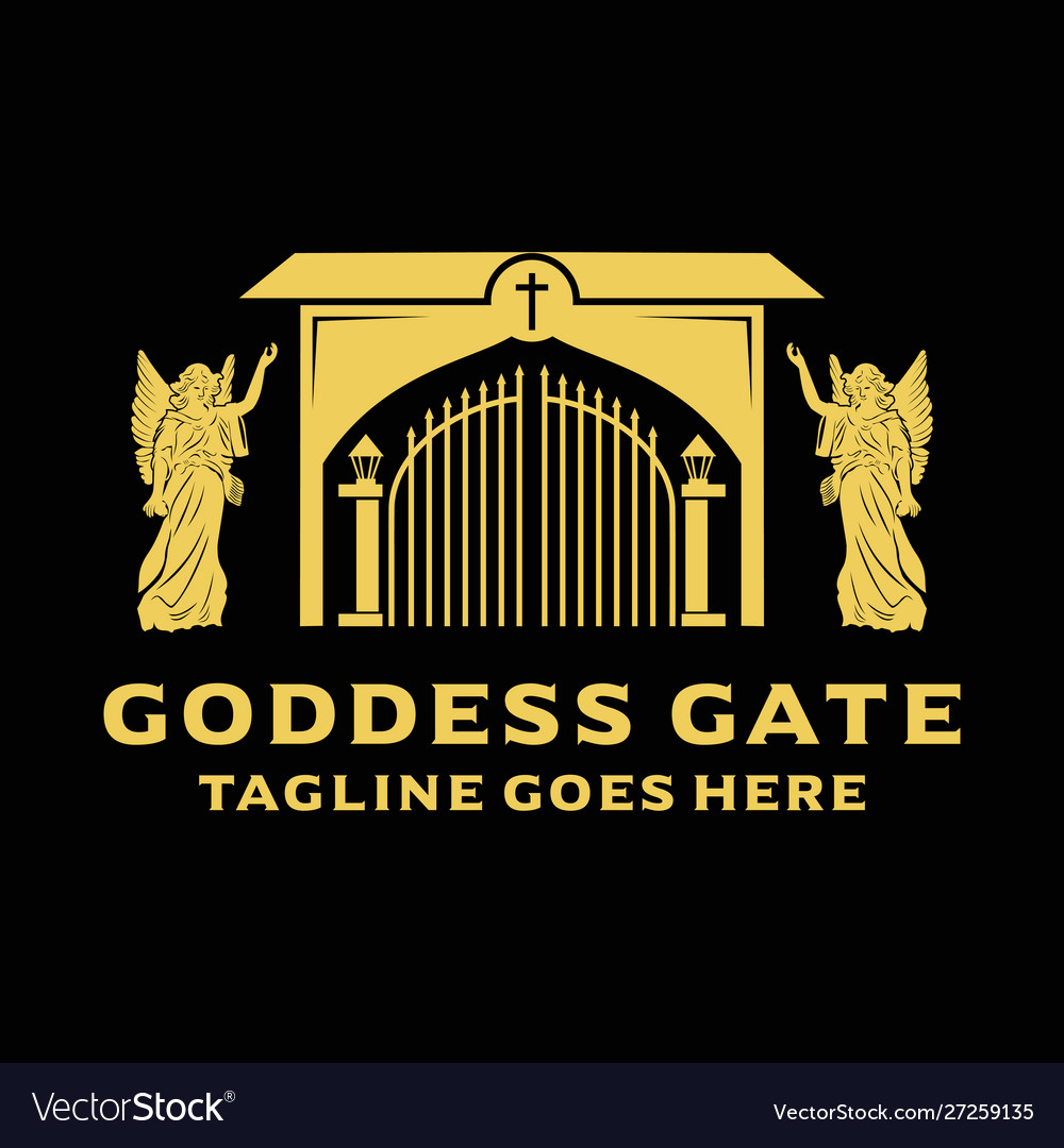 Logo goddess gate