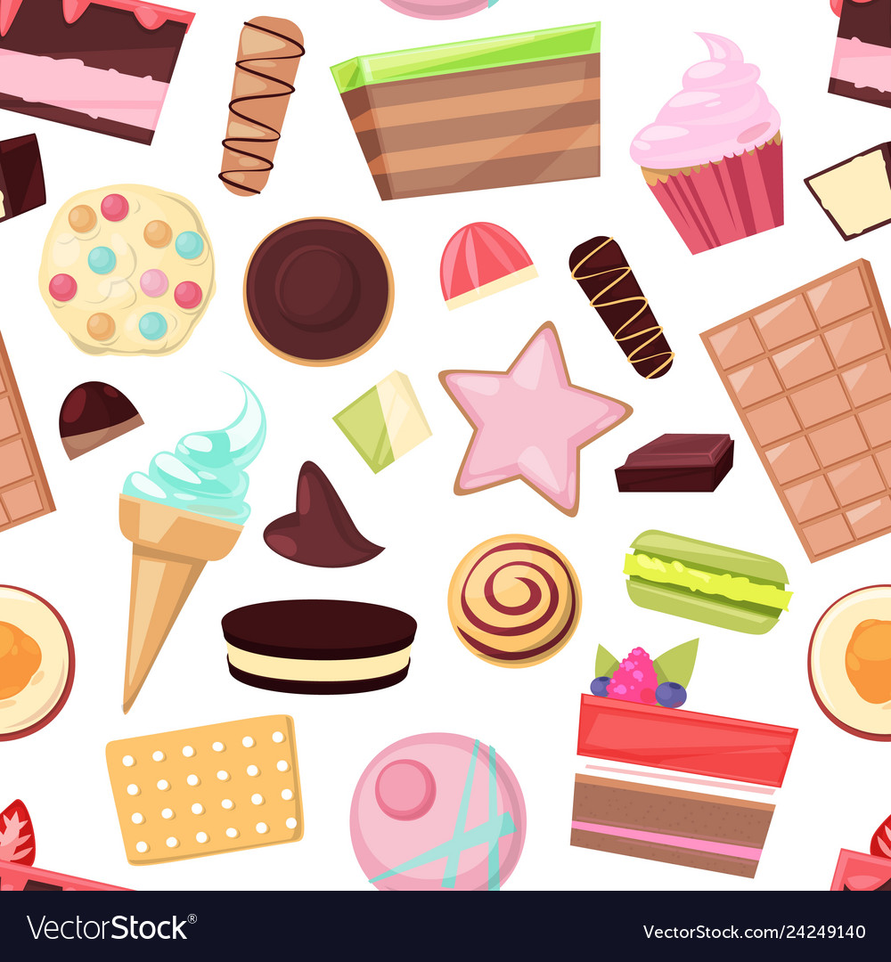 Confectionery sweets chocolate candies and