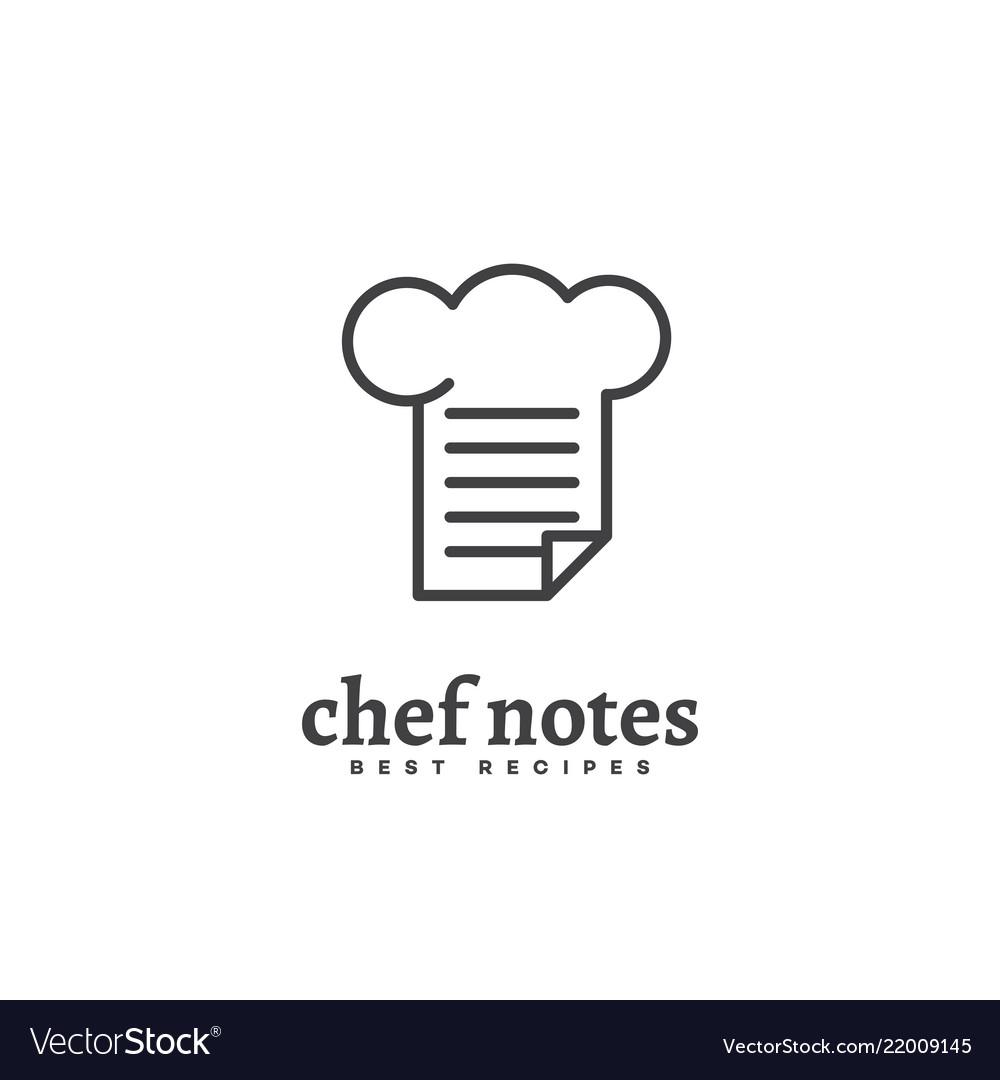 Chef notes logo