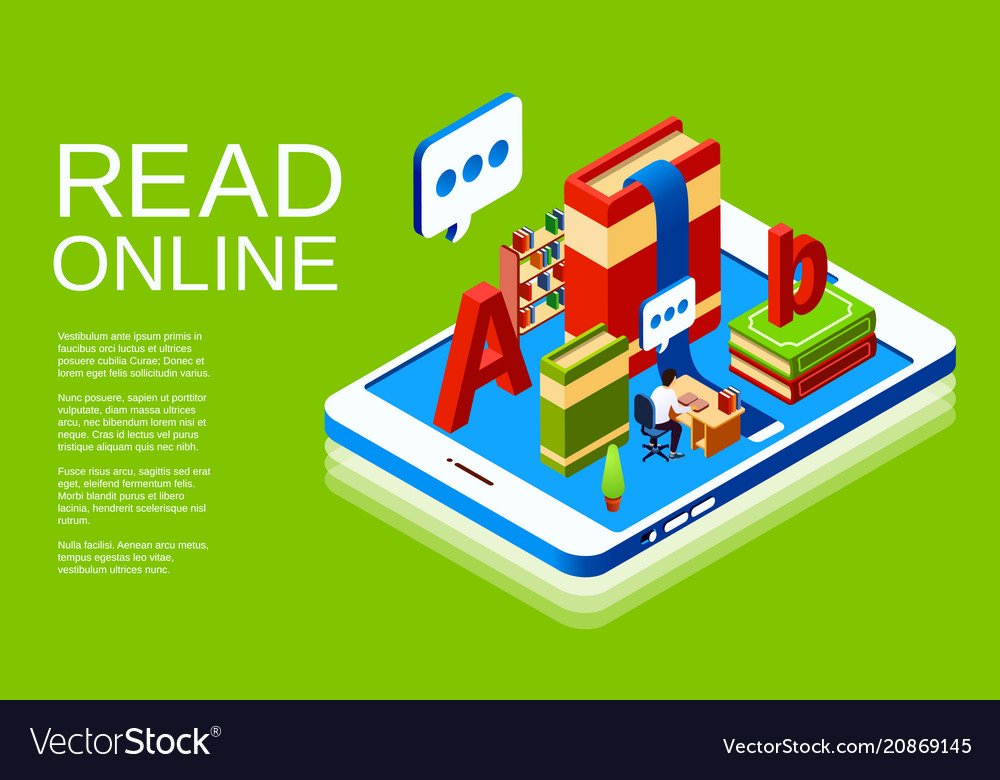 Read online library