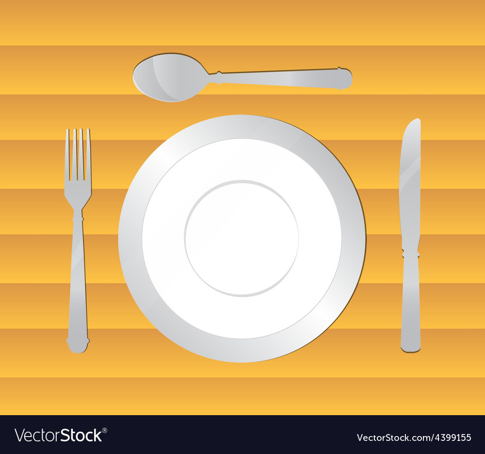 Dining table background
