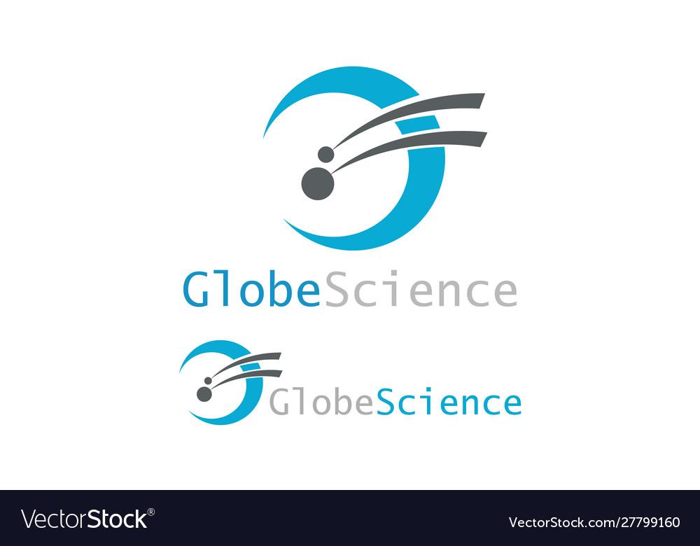 Globe science logo