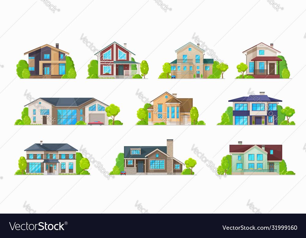 Home house villa bungalow condominium real estate