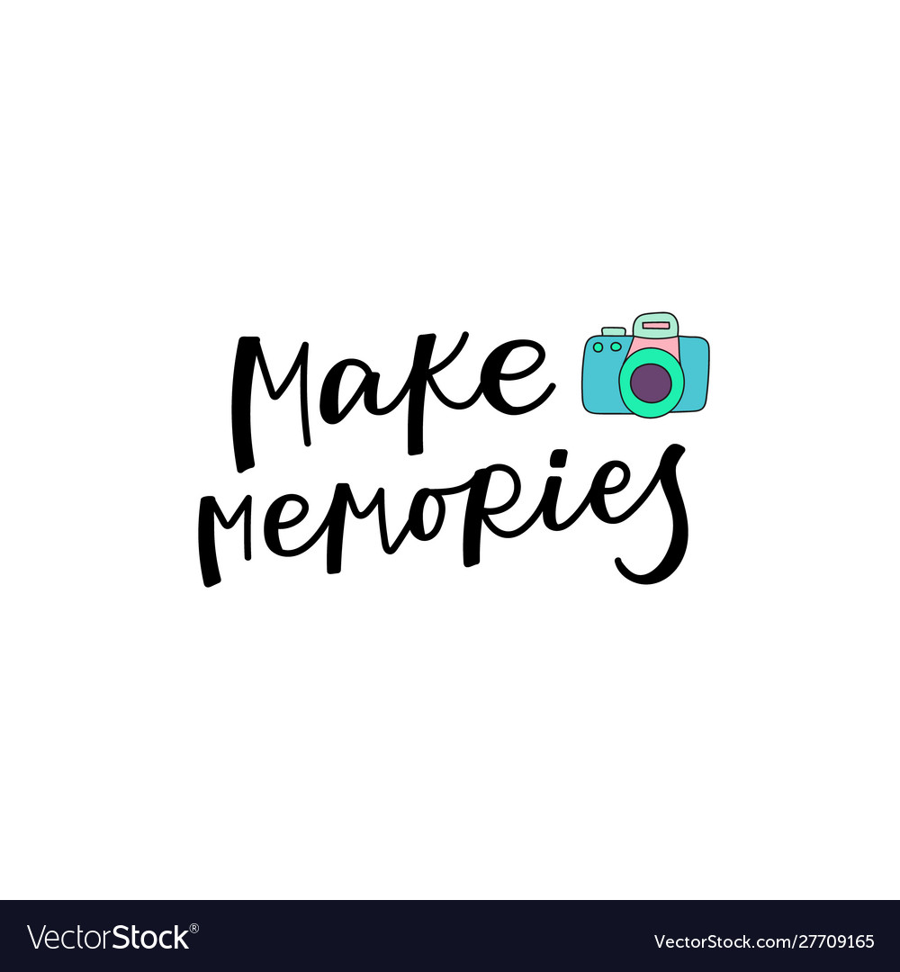 Quotes Love Memories Vector Images 54