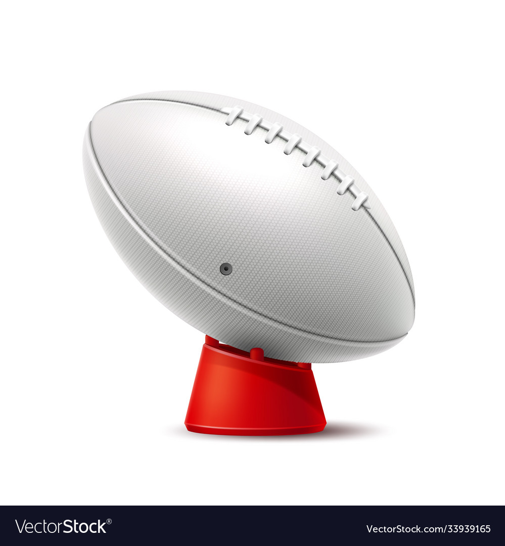 Realistic rugball for betting design