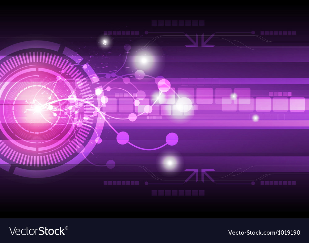 Free Vectors Vector Technology Background: Abstract Technology Background Royalty Free Vector Image