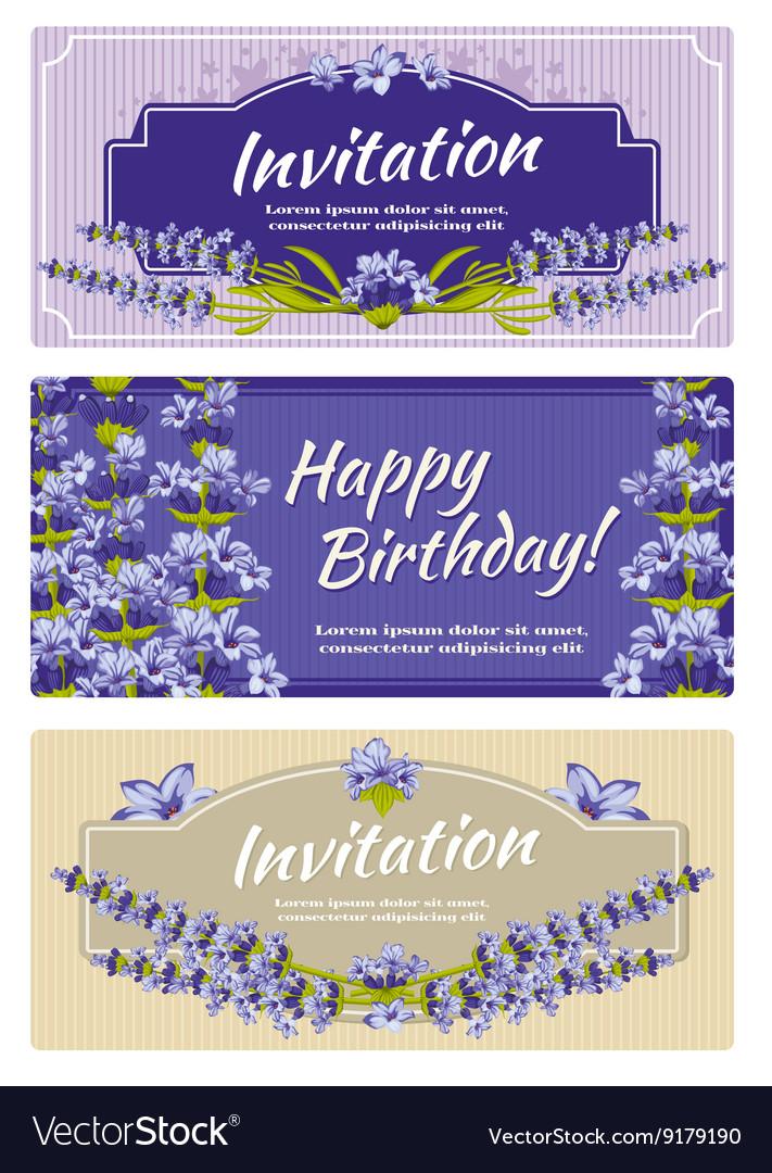 Greeting Card Wedding Invitation Template