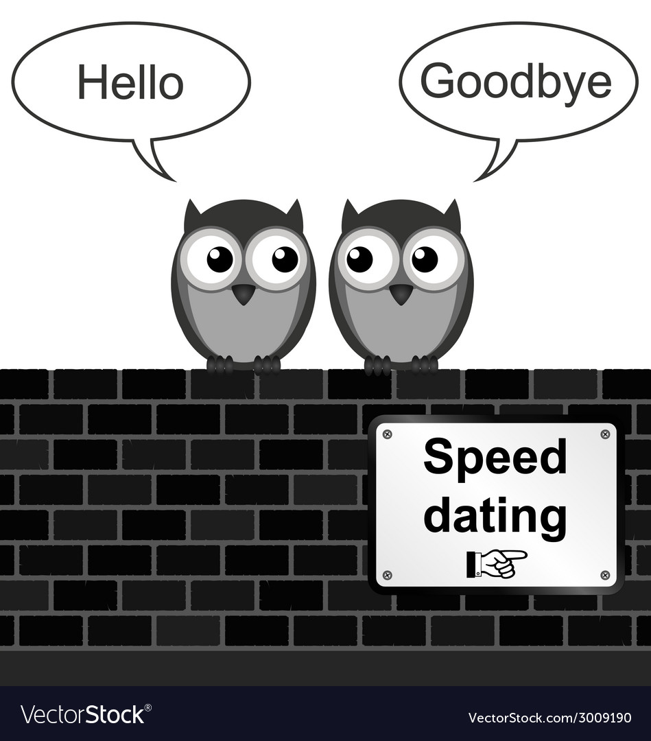 Speed dating vector