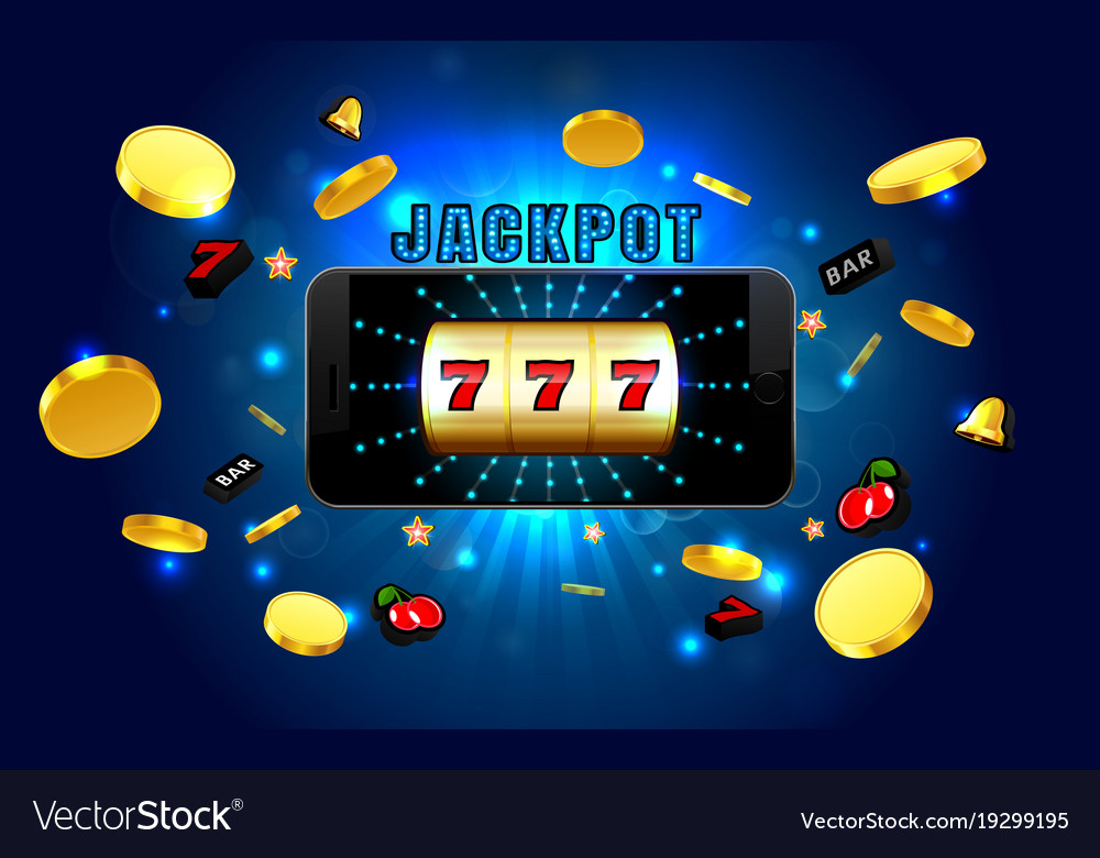Jackpot lucky wins golden slot machine casino on