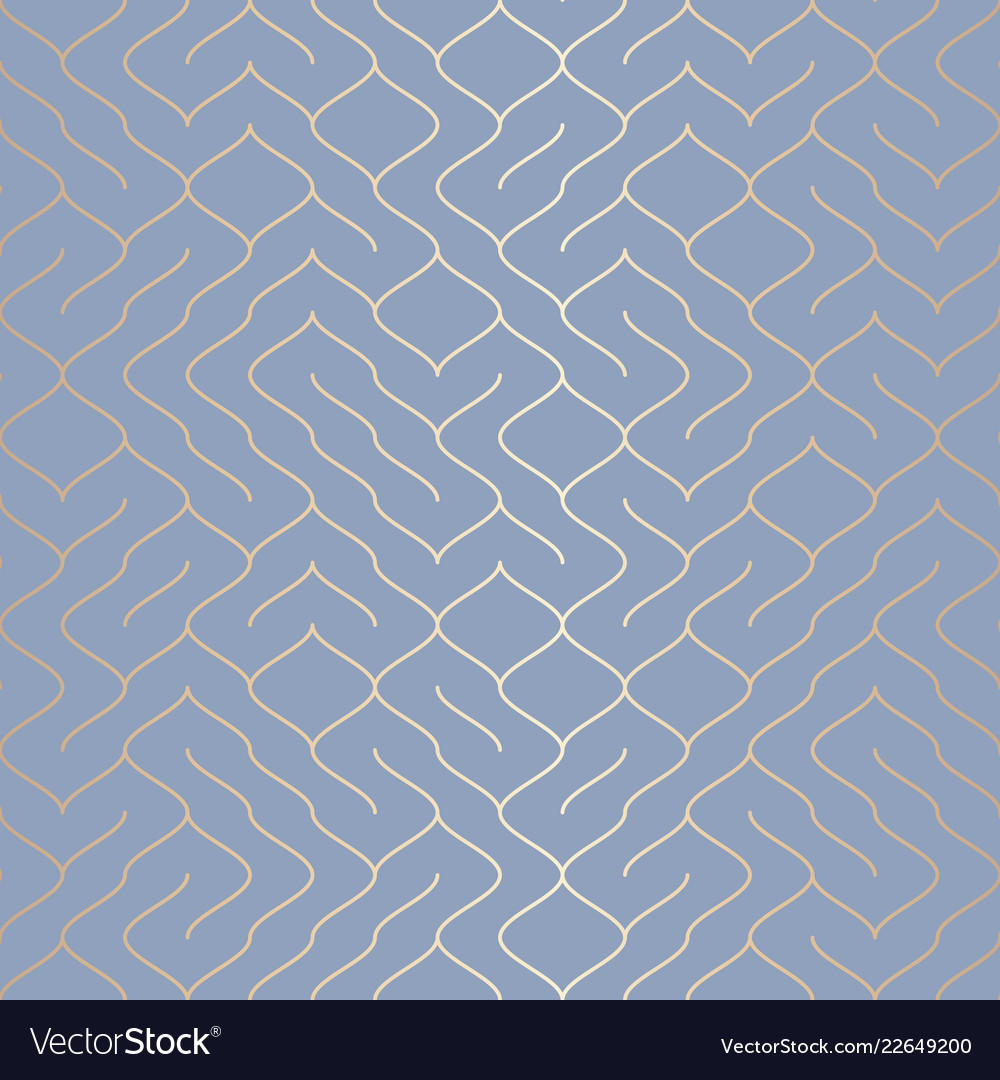 Geometric Blue Seamless Pattern Background Simple Vector Image,Mehndi Designs Easy And Simple Front Hand
