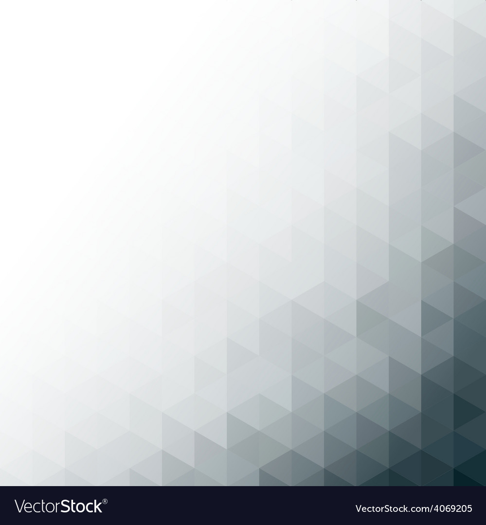 Abstract gray geometric technology background