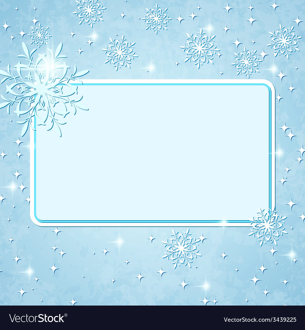 christmas card template royalty free vector image
