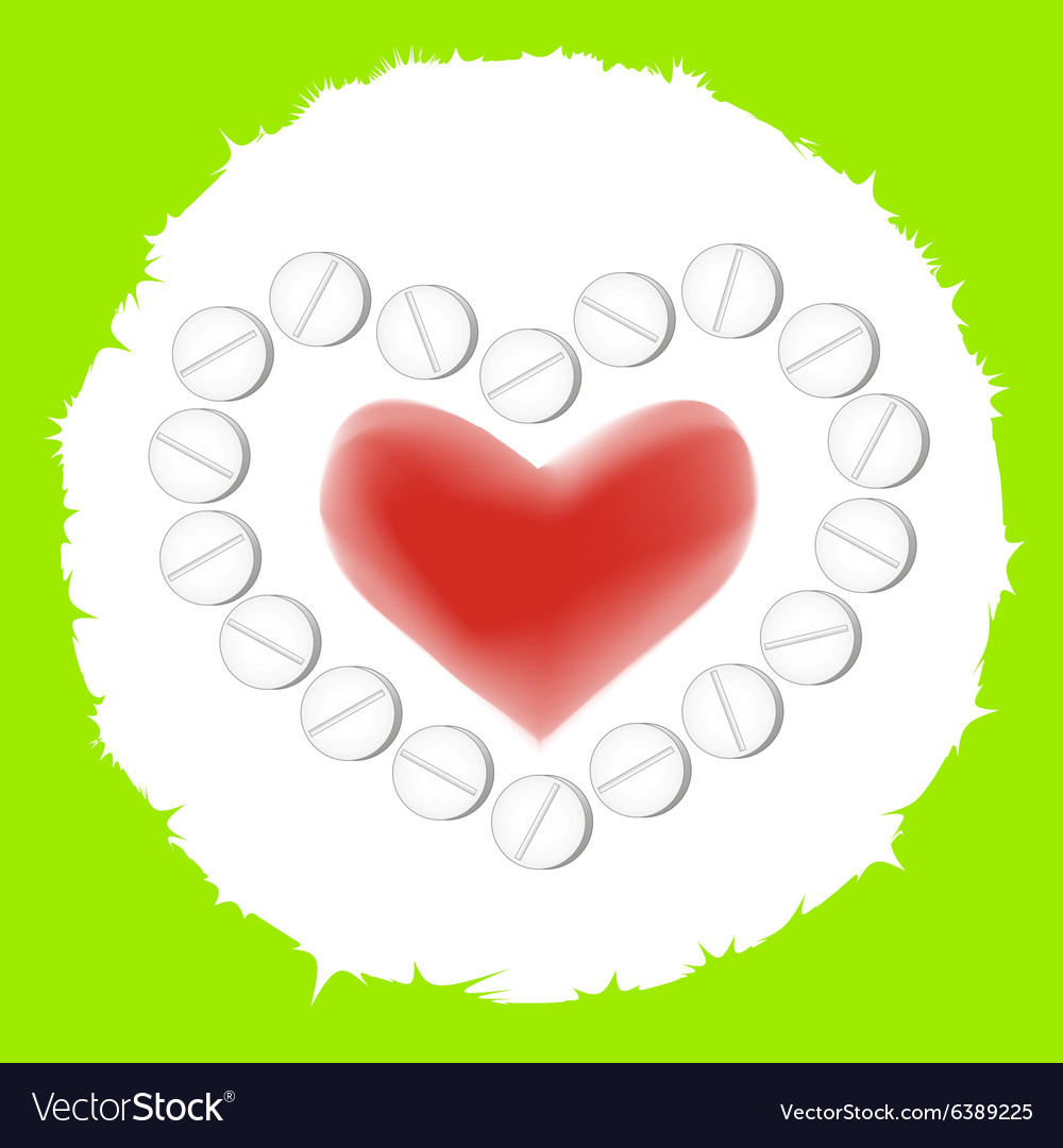 Medicines in tablets protect the heart from