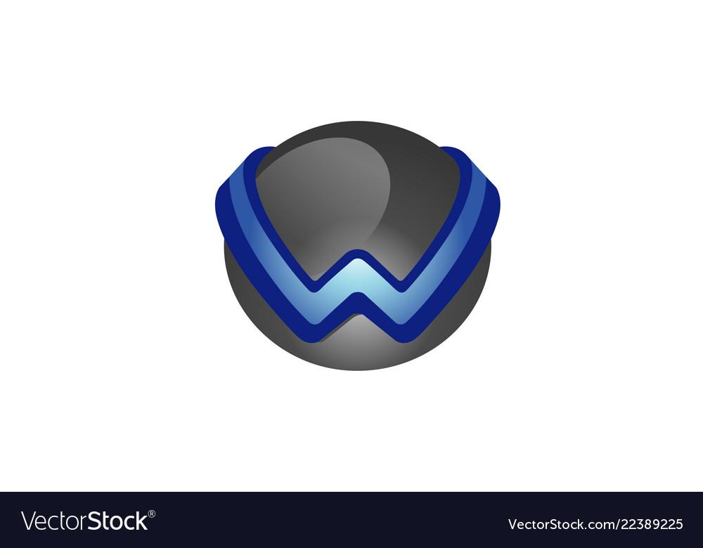 World firm logo