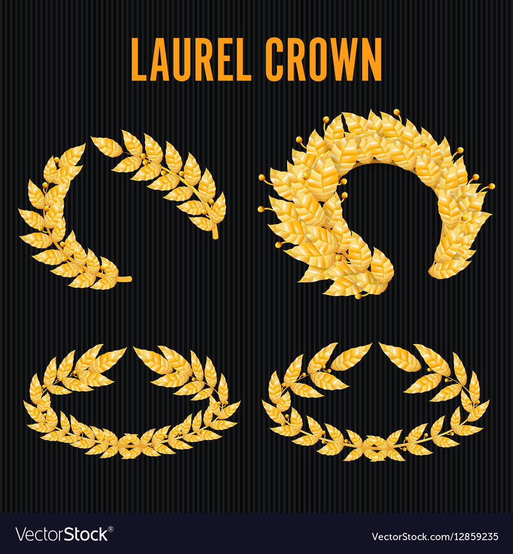 let me draw your kitties for you pt. 2 (digital edition) - Page 3 Laurel-crown-set-greek-wreath-with-golden-leaves-vector-12859235