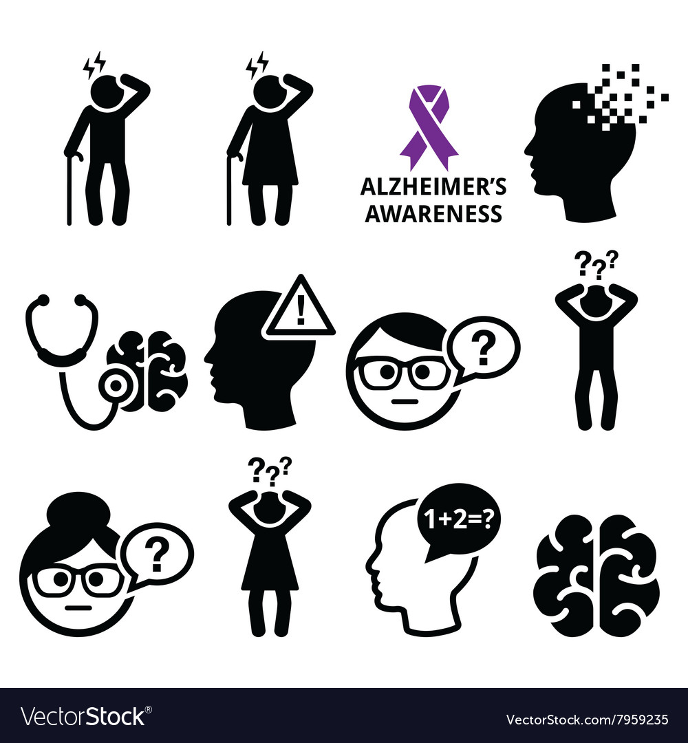 Seniors health - Alzheimers disease and dementia