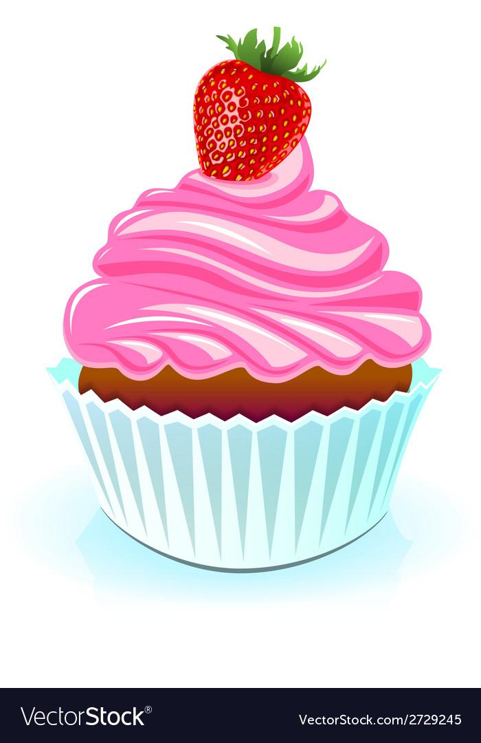 Miraculous Happy Birthday Cake Sweet Birthday Royalty Free Vector Image Personalised Birthday Cards Xaembasilily Jamesorg