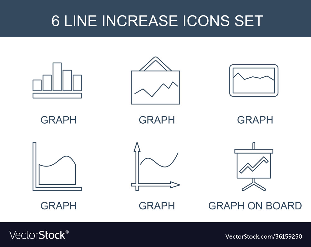 Increase icons