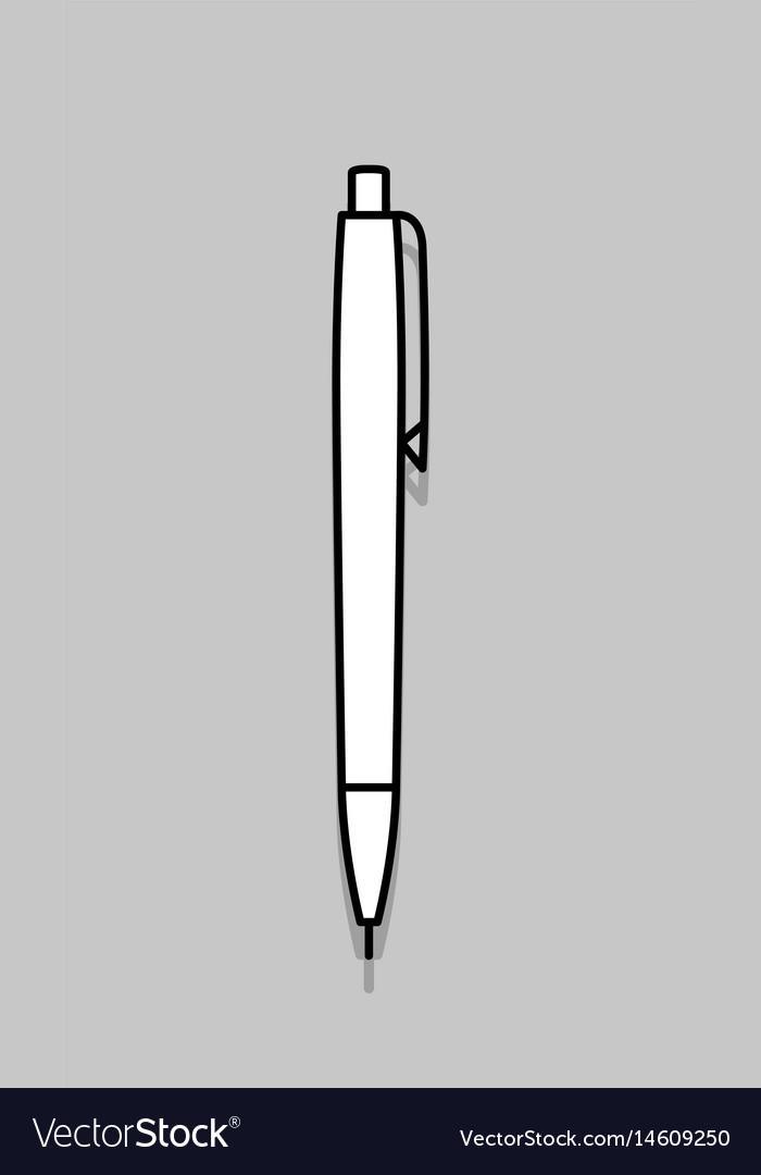Pen for identy design