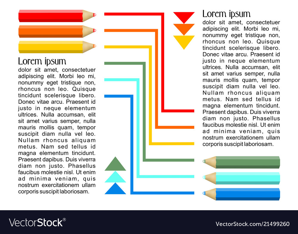 Multicolored crayons drawing rainbow lines
