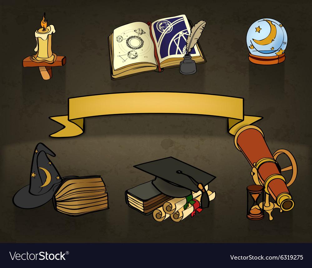 Astrology doodles
