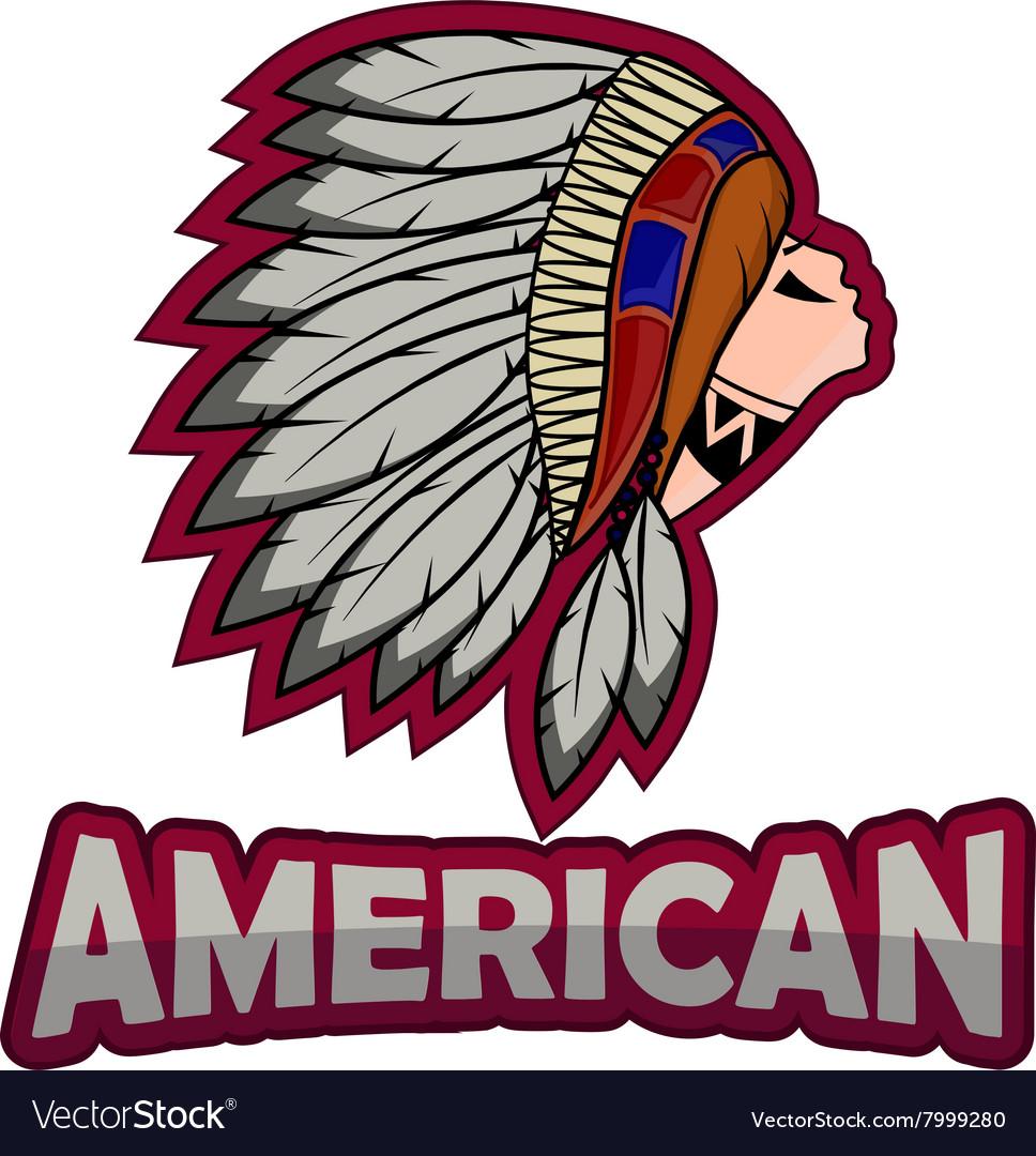 Apache Head professional logo
