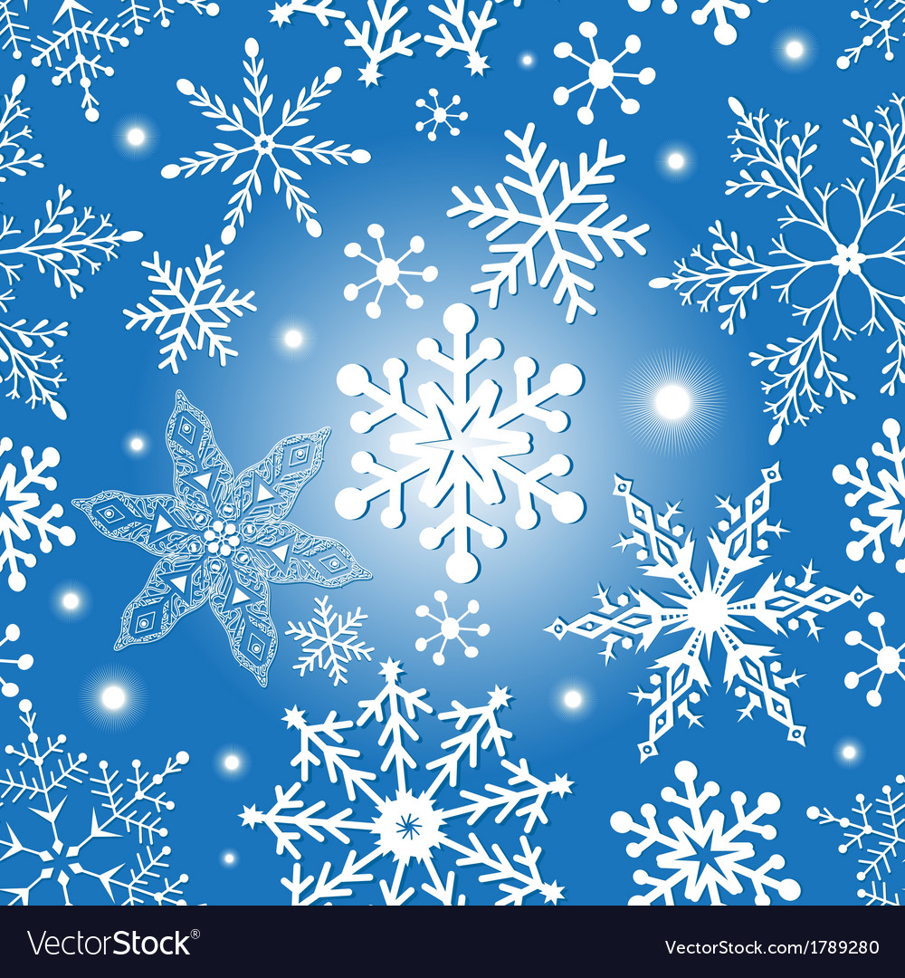 Christmas Snowflakes.Christmas Snowflakes Texture