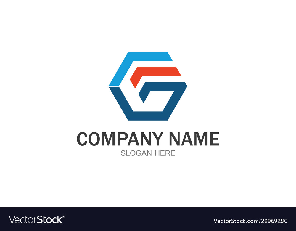 Letter g copany logo