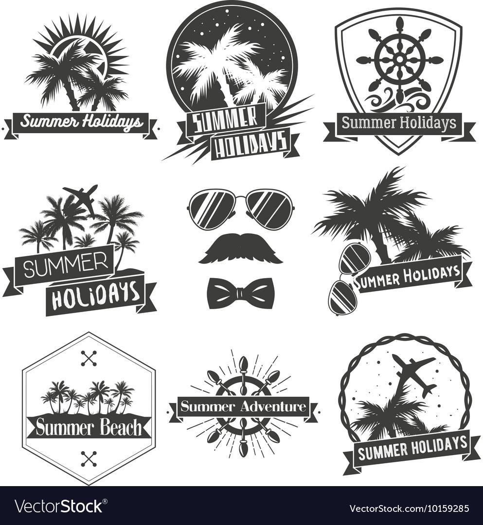 Set summer season labels in vintage