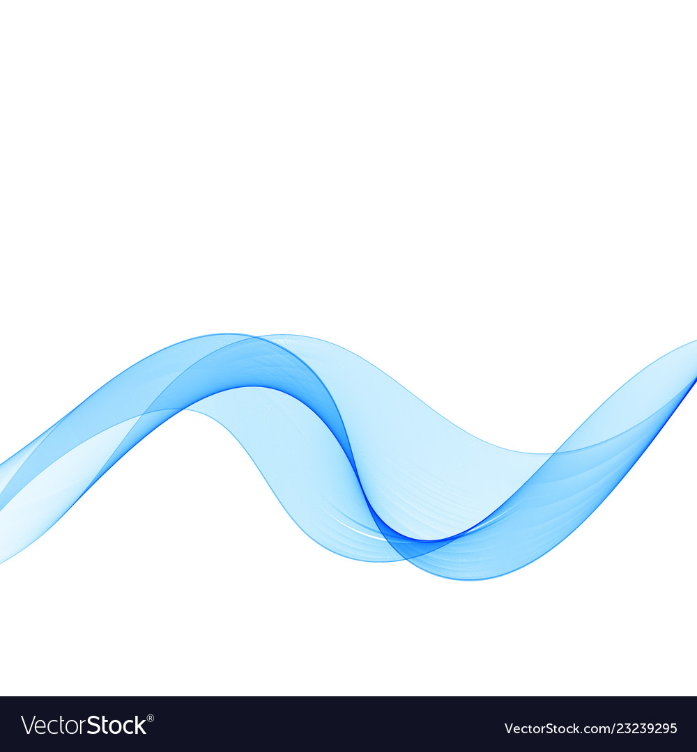 Abstract background color flow waved lines